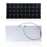 Гибкие тонкопленочные солнечные батареи -5 год гарантии 120w