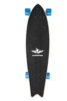 Wholesale 2016 Best Selling Canadian Maple Complete Skateboard Longboard Fins