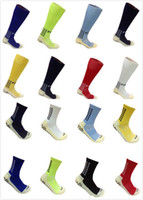 anti slip sock - TOP Quality Anti Slip Tocksox soccer Football socks Sports Similar with Trusox