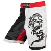 Wholesale In the summer of men MMA soft comfortable sports boxing pant sell like hot cakes muay thai boxing short kick boxing shorts