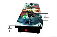 Wholesale 2016 new home entertainment elf fighters rocker game arcade game machine double entertainment machine