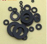 Wholesale 200 Nylon M5 Washer mm x10mm x1mm thickness w74 x10x1black Nuts amp Bolts