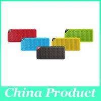 Revisiones Portable speaker for mp3 player-Tarjeta X3 mini altavoz portátil inalámbrico Bluetooth TF radio FM Subwoofer Bass Music MP3 Player para iPhone 6 Plus S5 US06 010278