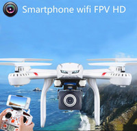 Wholesale Profession Drones MJX X101 Quadcopter G Axis RC Helicopter with Gimbal with P C4018 FPV Wifi Camera HD VS SYMA X8C X600