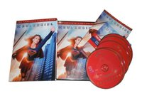 Wholesale 2016 DVD hot selling Supergirl DVD top quality Boxset New hundreds dvd