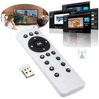 Wholesale Universal Fly Air Mouse Wireless Remote Control USB GHz for Android TV Box Notebook PC for MAC