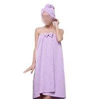 adult sponge bath - Viskey Bath Adult Children Towel Headband Purple