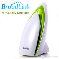 Wholesale Broadlink A1 Intelligent monitor the environment Smart Air Quatily Detector Testing Air Smart phone wireless remote by WIFI