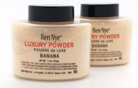 bananas nutrition - Real Shot g g Ben Nye Banana Powder Natural Face Loose Nutrition Luxury Powder Sealed DHL