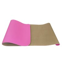 Wholesale Eco Friendly Cork Yoga All Purpose Inch Extra Thick High Density Anti Tear non slip Exercise Cork Yoga Mat