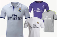 big and tall shirt sizes - accept mix order season big and tall size jersey team real madrid Cristiano Ronaldo bale football shirt jersey size xxl xxxl xxxxl