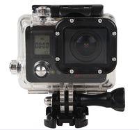 Wholesale AMKOV AMK7000S K Action Camera Wifi P FPS Webcam Image Reverse Loop Recording Pause Recording Slow Moive Burst Shot