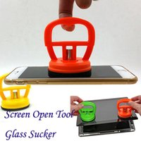 accessories imac - Colorful Screen Open Tool ABS Plastic Glass Sucker Repair Puller Lifter Cell Phone Accessories for iphone6 s i6s plus ipad imac tablet pc