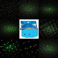 Wholesale RG Laser projector blue led Club Party Bar DJ light Dance Disco party Stage Laser Lighting Show