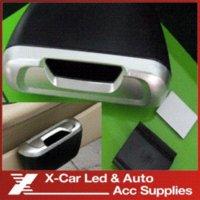 Wholesale Newest Fashion Mini Car Auto Rubbish Dustbin Trash Can Garbage Dust Case Box Car Storage Case Car Trash Bin Car Accessories