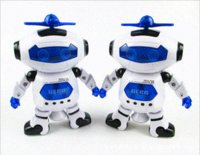 Wholesale Dancing Robert Electronic Toys With Music And Lightening Best Gift For Kids toy villa