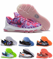 kd - New Kevin Durant KD Men Basketball Shoes KD8 Aunt Pearl BHM All Star N7 Christmas Sports Shoe Athletic Sneaker