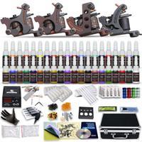 Cheap 2 Guns professional tattoo kits Best Professional Kit Professional tattoo kits tattoo kits