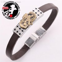 best conan - Best selling anime Detective Conan English text Bangle Bracelet jewelry on sale in Europe and America around