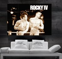 balboa parts - ROCKY Balboa Sylvester Stallone Boxing Fighter Poster print wall art picture parts giant huge size NO202