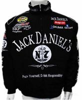 auto jack stand - Black for Jack Daniel jacket men MOTO GP motorcycle auto f1 men man jackets coat