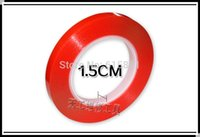 adhesive masking film - mm M Strong Acrylic Adhesive PET Red Film Clear Double Sided Tape for Electrics LCD Screen
