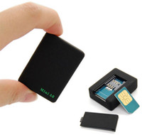 anti burglar - Mini Global GPS Locator A8 Realtime Car Kids Pet Tracker GSM GPRS GPS Tracking Device Trackers Anti lost Burglar Remote No Retail Box