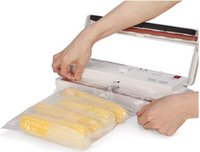 automatic bag sealer - New Automatic Electric Vacuum Food Sealer Machine With All Size Vacuum Bag Portable