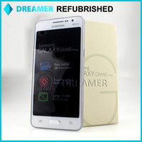 Wholesale 3x Original Refurbished Galaxy Samsung G530H Grand Prime Quad Core GB RAM GB ROM MP inch Dual SIM Andriod4 DHL Free
