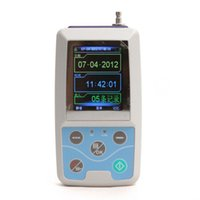 arm bp monitor - ousehold Health Monitors Blood Pressure EMS Shipping ABPM CONTEC Handheld Digital Ambulatory Blood Pressure Monitor BP Test h NIBP P