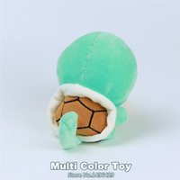 Wholesale 16cm Toypia Squirtle Plush Toy Anime Cute Mini Turtle Squirtle Stuffed Toy Doll For Birthday Christmas Gift