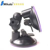 Wholesale New Cheapest Dual Sucker Stand Holder For iPhone Tablet PC GPS MID phone in car holder Galaxy S4 Note Stand
