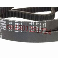 bando scooter belt - 1 BANDO High Quality Scooter Drive Belts BANDO Belt for Scooter GY6 CC QMB Drive Belts