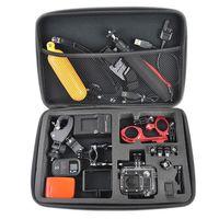 Wholesale Camera Bag Gopro Large Bag Storage Box With Handle Large Handbag Gopro Kit a6000 Camera Strap Lowepro Video Camera Hard Case Camera Accessor