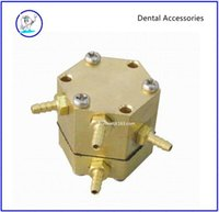 dental chair - Dental Material Single Air Switch Hexagon Style Pressure Value For Dental Unit Chair Accessories Model WM