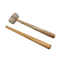 Wholesale Ring repair tools Wood ring rods and wooden ring hammer Gold workers Individual repair ring tool
