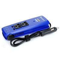 Wholesale Michelin Car Inverter car charger A Dual USB V turn V car inverter W power supply converter outlet