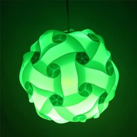 Wholesale iq puzzle lamp iq jigsaw lights small size prompt shipment S size