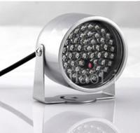 Wholesale CCTV LED Illuminator light CCTV Security Camera IR Infrared Night Vision Lam