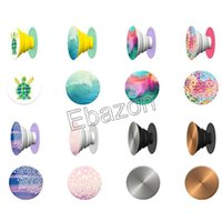 Wholesale Popsockets Expanding Phone Grip Phone Stand Pop Socket Holder Mount Package For Universal Smart Phones Tablet PC iPhone Plus