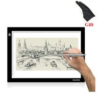 active mechanical - Huion L4S Portable USB Interface LED Light Pad Active Area x Inch
