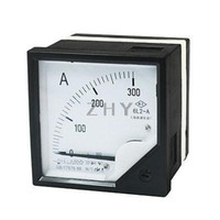 Wholesale L2 A AC A Class Accuracy Vertical Mounted Analog Ammeter Ampere Meter