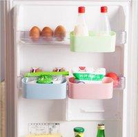 Wholesale hot sale New Kitchen Bins Fridge Refrigerator Freezer Food Retractable Pantry Creative Storage Shelf Rack Holder Versatile Shelving Tray