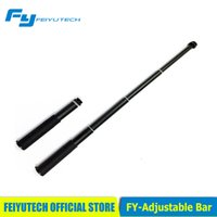 Wholesale FeiyuTech official store FY adjustable pole for G4 series gimbal extend the gimbal and make you easy to shot FY adjustable pole