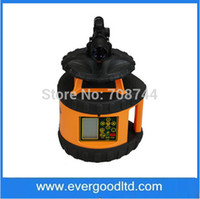 accurate level - LS530II Multi Functional High Accurate Automatic Leveling Rotary Laser Level
