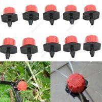 Wholesale 50pcs Garden Irrigation Misting Micro Flow Dripper Drip Head Hose