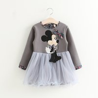 aa england - Hug Me Baby Girls Dress Christmas Lace Tutu New Dresses Childrens Long Sleeve Kids Party Dress AA