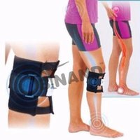 Wholesale DHL Fedex Free Beactive Pressure Point Brace For Back Pain Therapeutic Unisex Left Right Knee Pads Supports Leg Be Active L73
