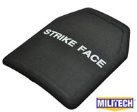 ballistic panel - 10 x inches Ultra Light Weight UHMWPE Bulletproof Ballistic Backpack Panel Bulletproof School Bag Inserts at NIJ IIIA Level