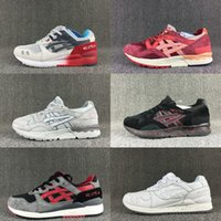 athletic brands baseball - Asics Gel Ltye III Running Shoes New Colors For Women Men Fashion Brand Lightweight Breathable Athletic Sneakers Eur With Box
